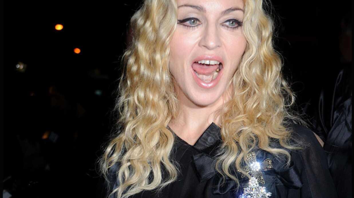 Madonna: son divorce lui coûte 40 millions d'euros