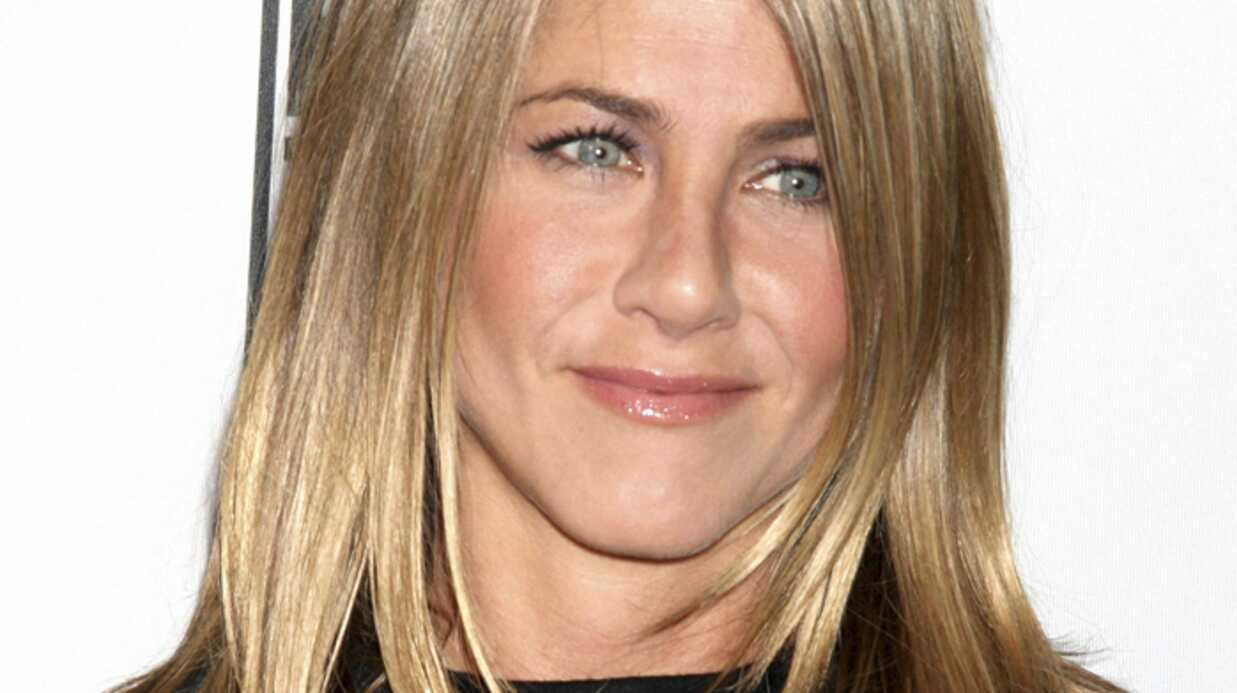 Jennifer Aniston sort un DVD de yoga