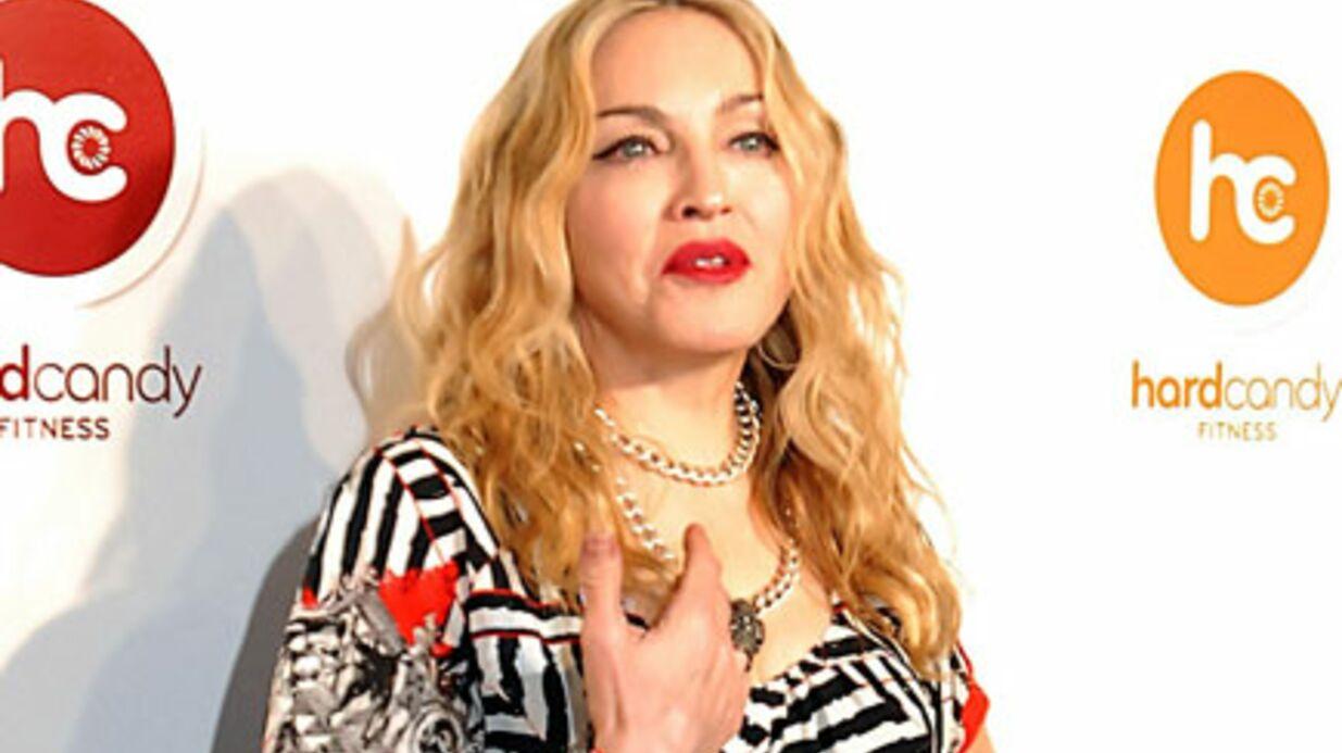 Madonna: son club de sport déjà menacé de fermeture