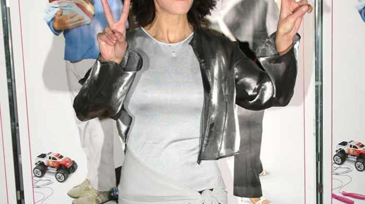 Sophie Marceau a voté Mitterrand en 1981, à 14 ans