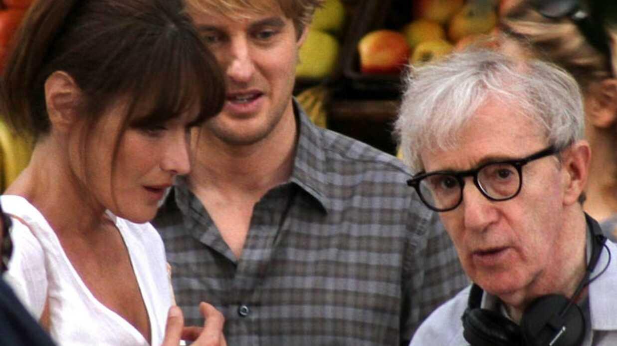 Woody Allen et Carla Bruni ouvriront le Festival de Cannes