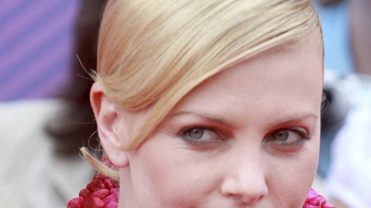 Charlize Theron prend des risques au cinéma et dans la vie