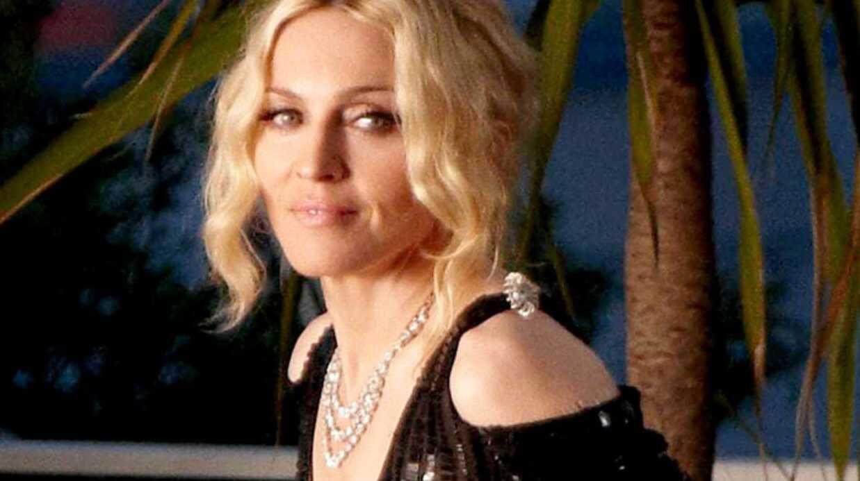 Madonna Sa maison carbonisée