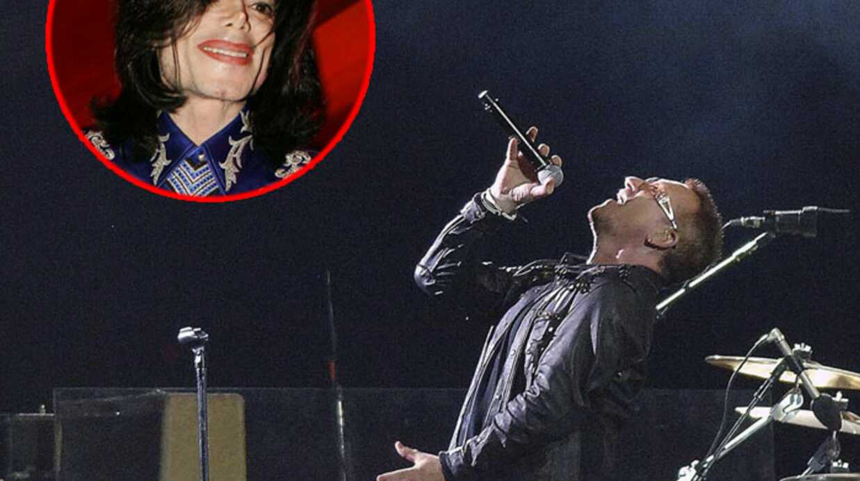Michael Jackson: l'hommage de U2