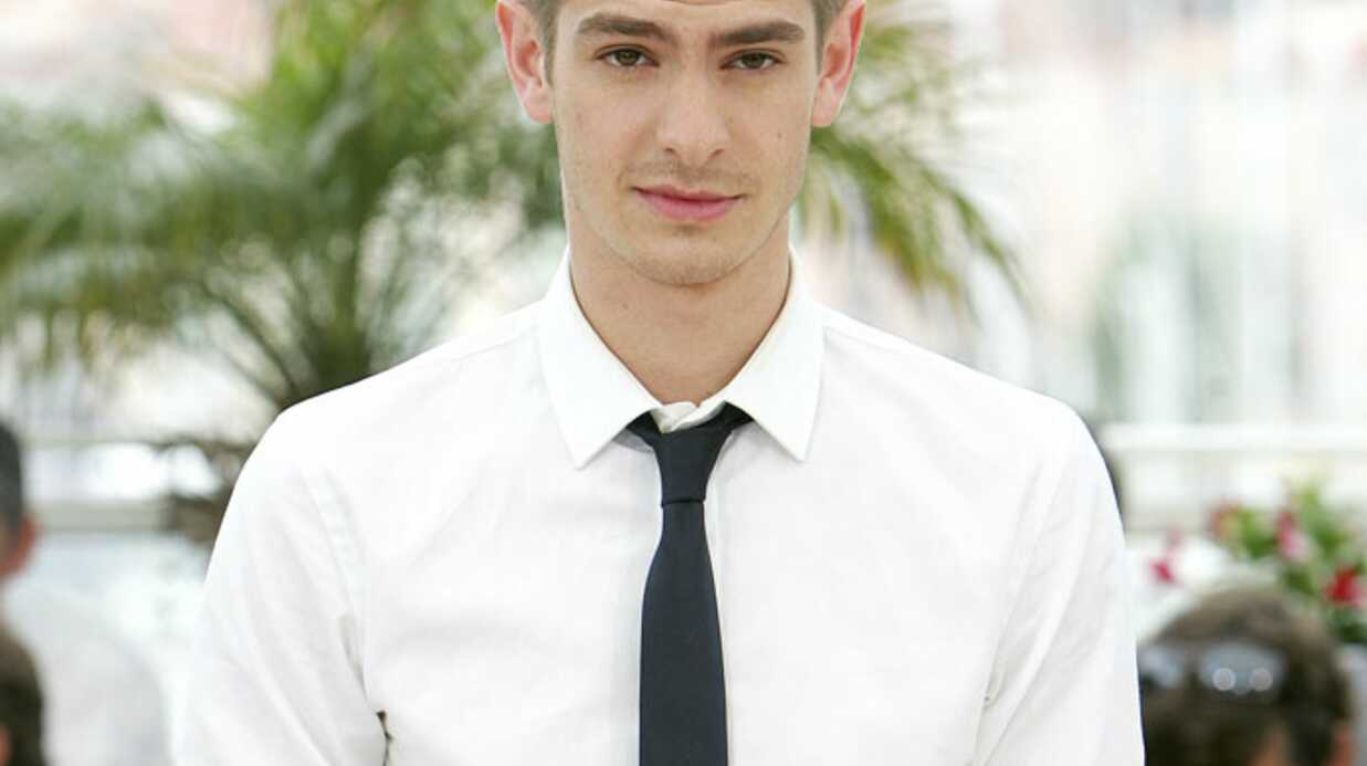 Andrew Garfield choisi pour incarner Spiderman