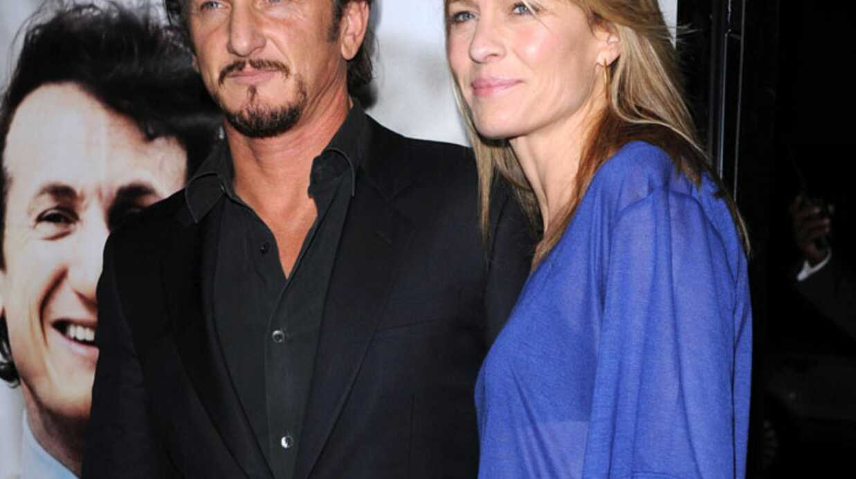 Sean Penn et Robin Wright divorcent