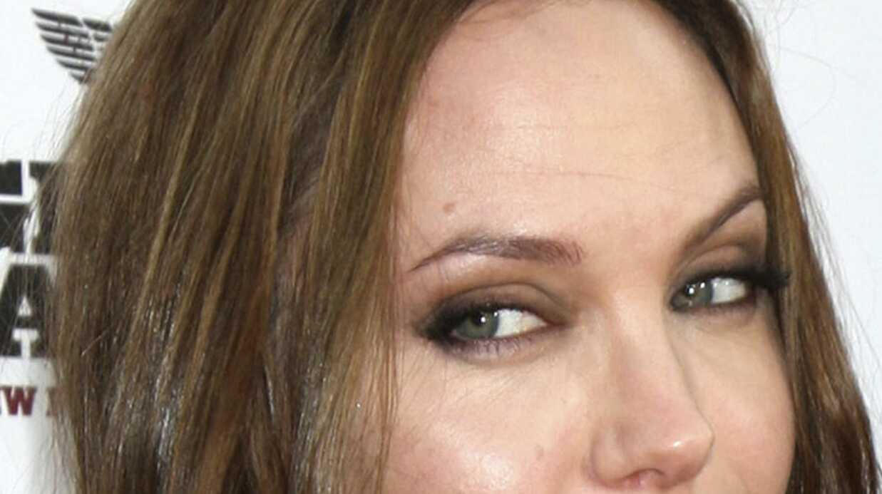 Johnny Depp fan d'An­ge­lina Jolie