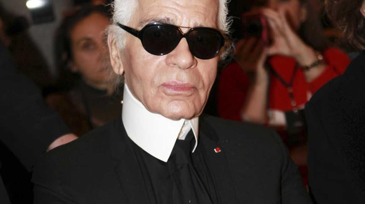 Karl Lagerfeld condamne John Galliano