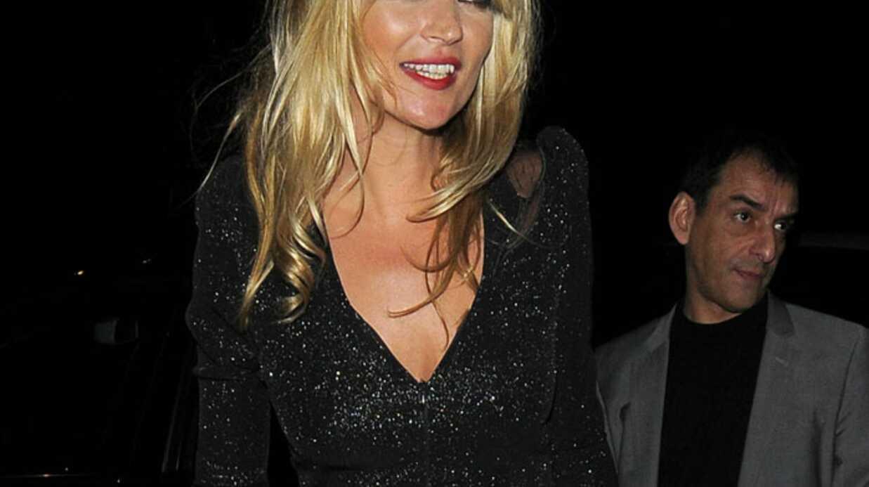 LOOK Kate Moss: la coupe faite maison