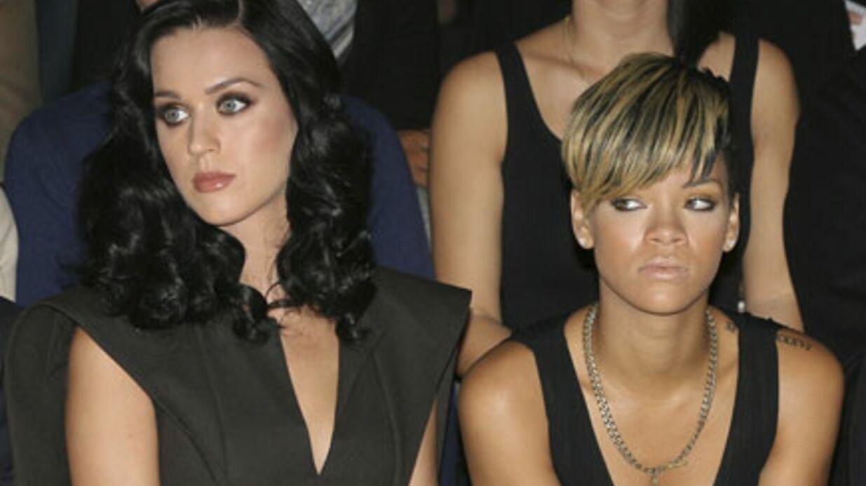 Rihanna regrette d'avoir manqué le mariage de Katy Perry