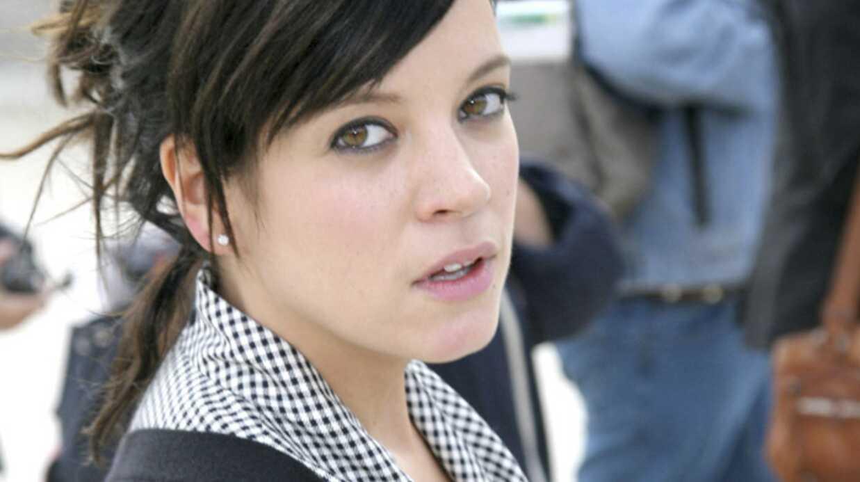 Lily Allen: ses amis lui conseillent une cure de désintoxication