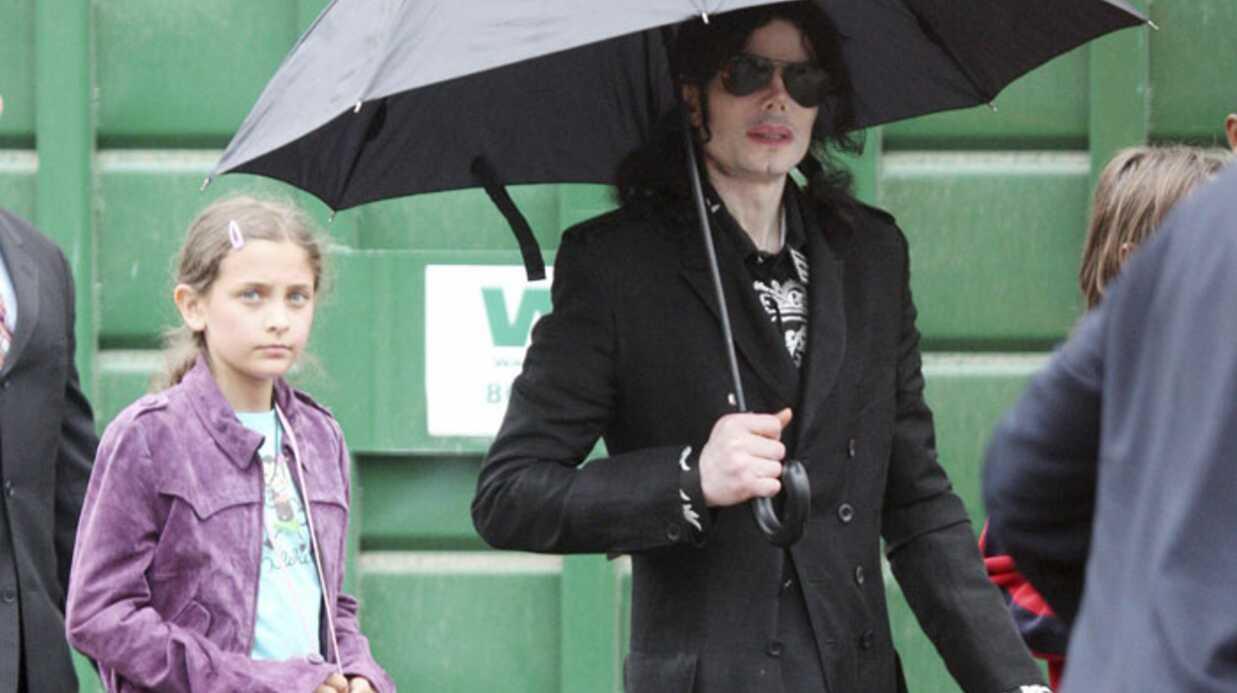 Michael Jackson: psychose autour de ses enfants