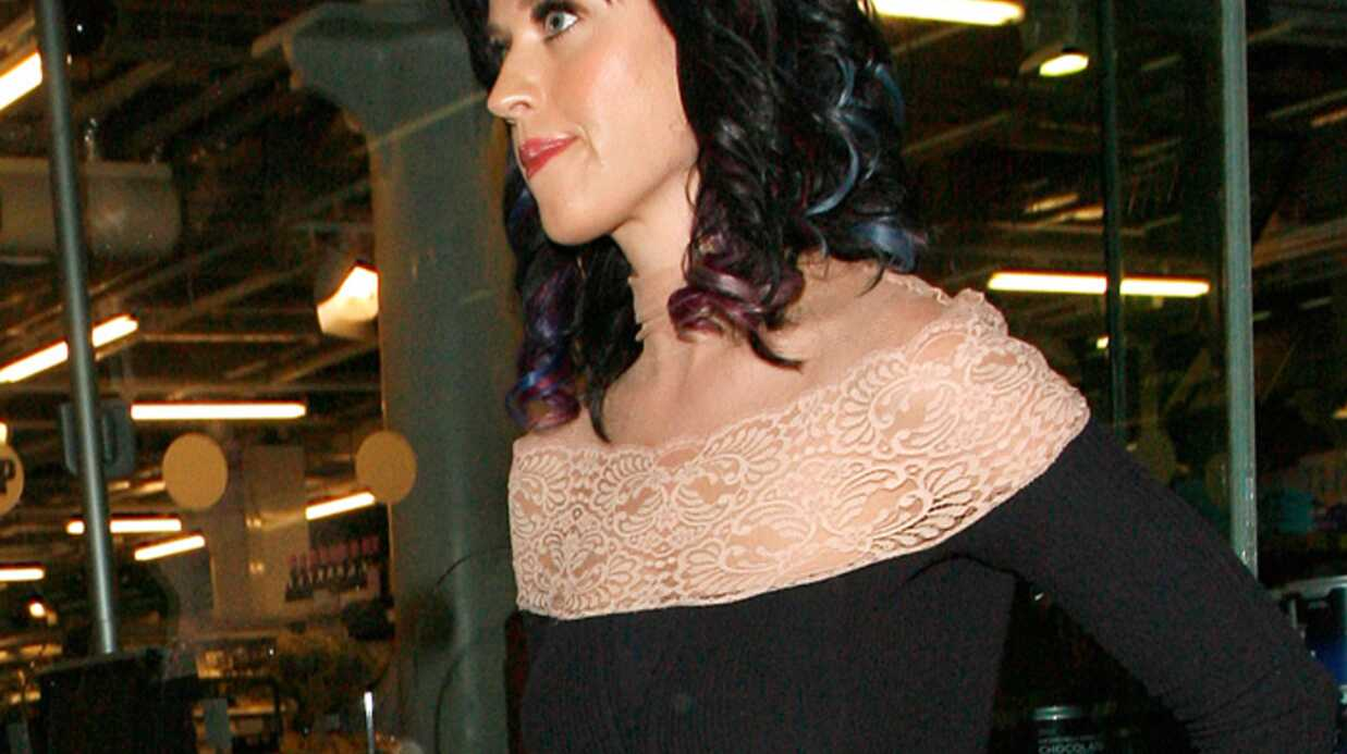 LOOK Katy Perry extrê­me­ment sage