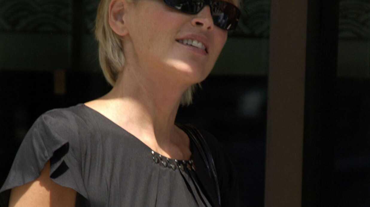 Sharon Stone sort avec un homme de 24 ans