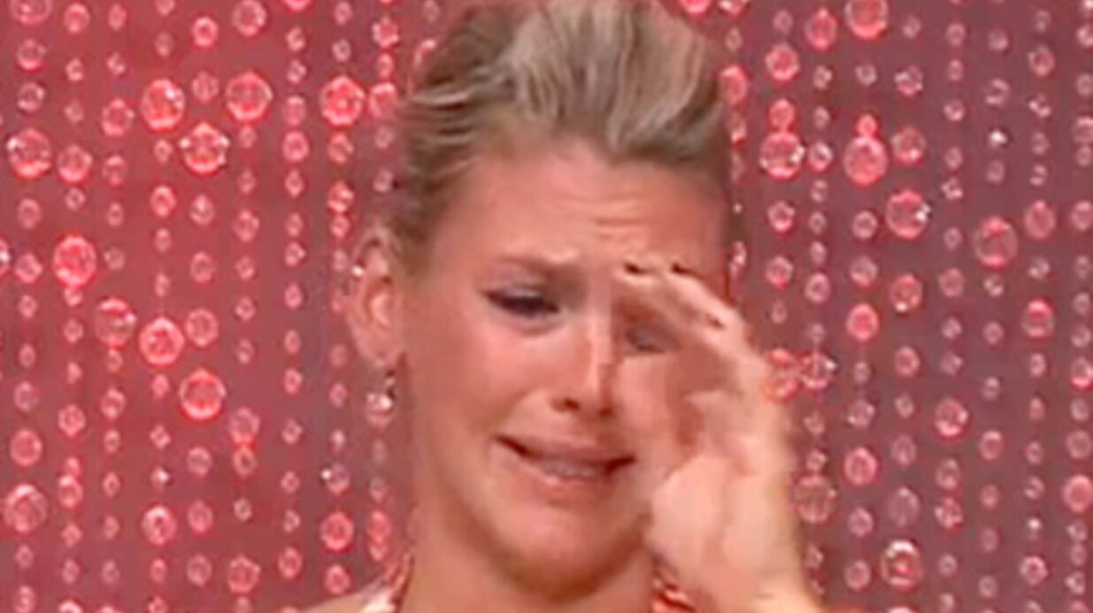 VIDEO Secret Story 4: Amélie en larmes