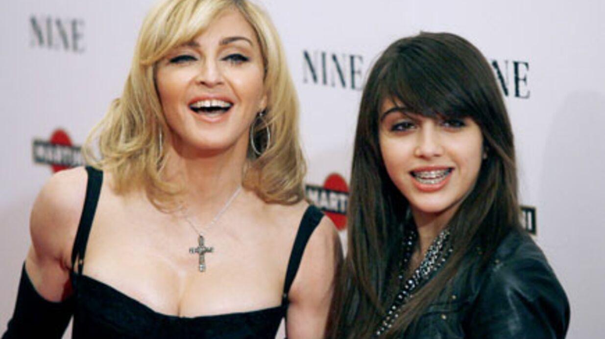 Madonna poursuivie pour parasitisme
