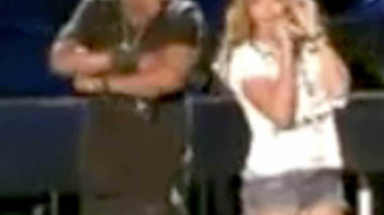 VIDEO Beyonce Knowles et Jay-Z crazy in love sur scène
