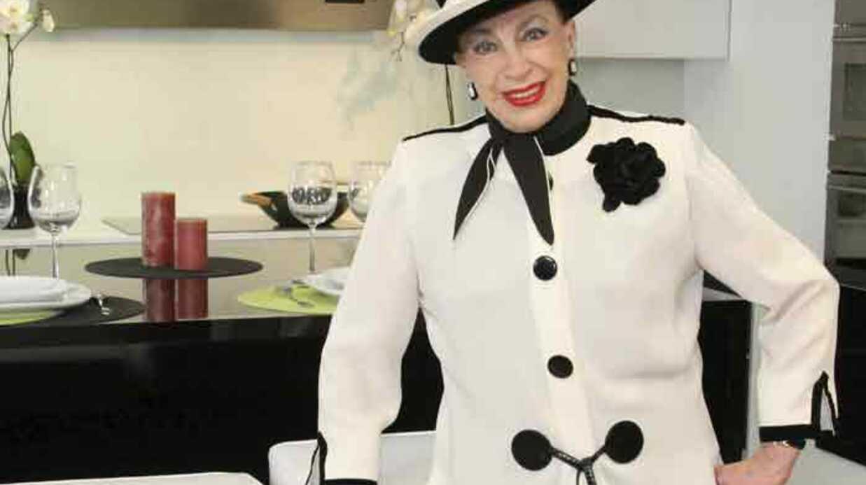 [PHOTOS] Geneviève de Fontenay: son plan dans la cuisine