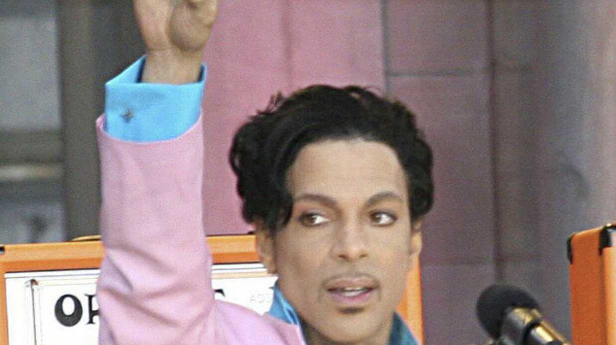 Prince en concert au Main Square Festival d'Arras