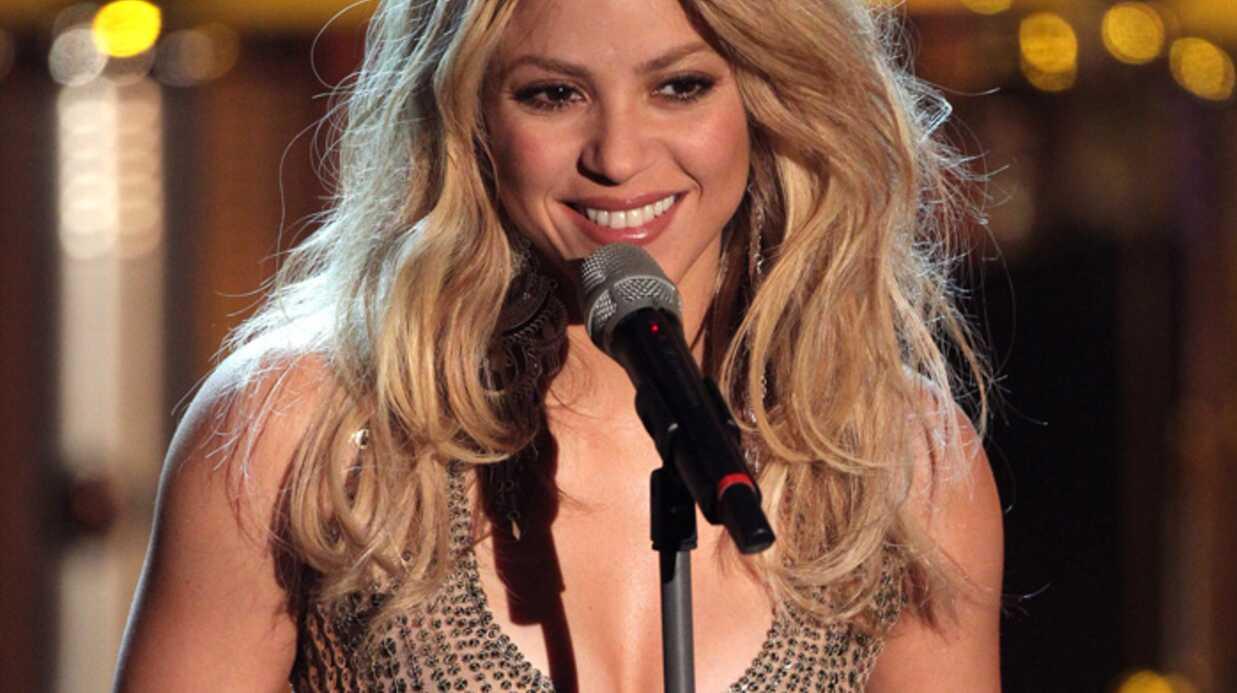 Shakira interprètera l'hymne du mondial de football