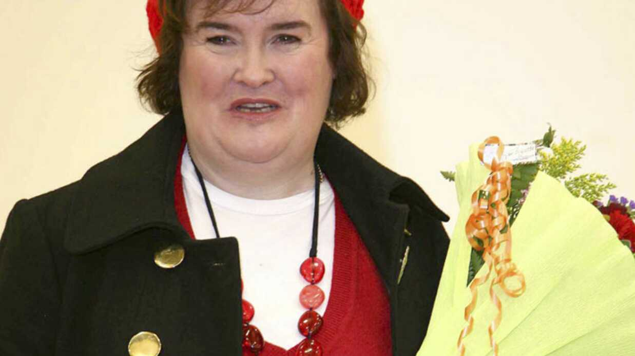 Susan Boyle mise au repos avant son album