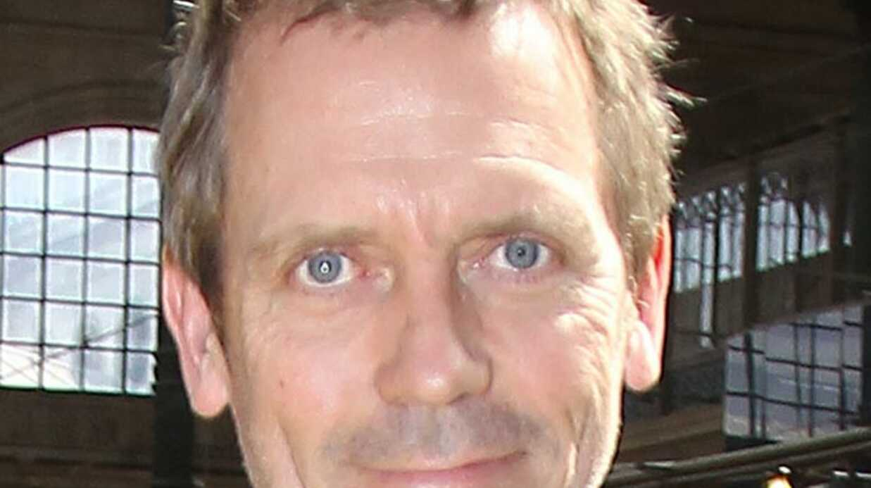 Hugh Laurie : le Dr House privi­lé­gie la musique