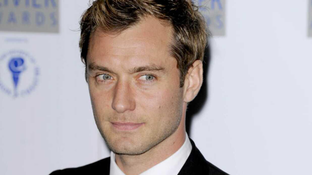 Jude Law membre du jury du festival de Cannes 2011