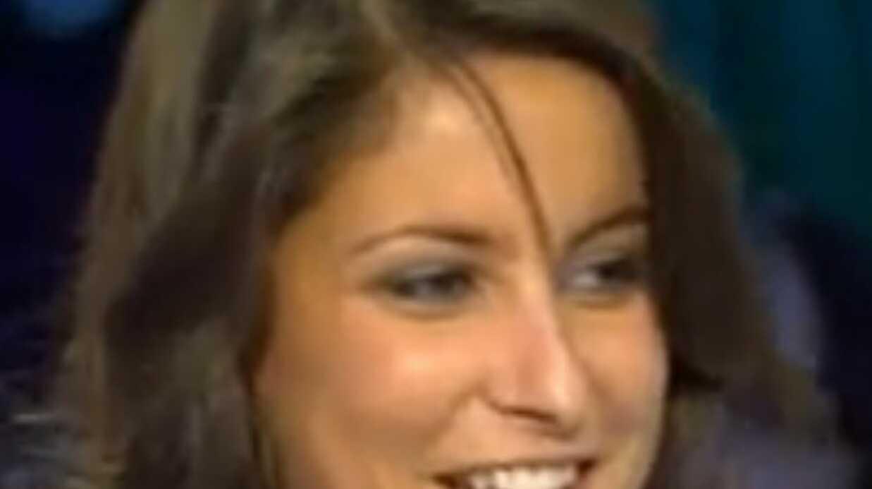 Miss France 2010: Malika Ménard s'essaie au flash info