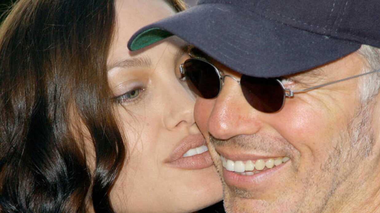 Angelina Jolie en contact avec son ex