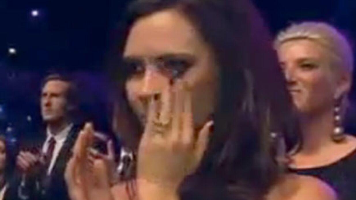 VIDEO David Beckham fait pleurer Victoria