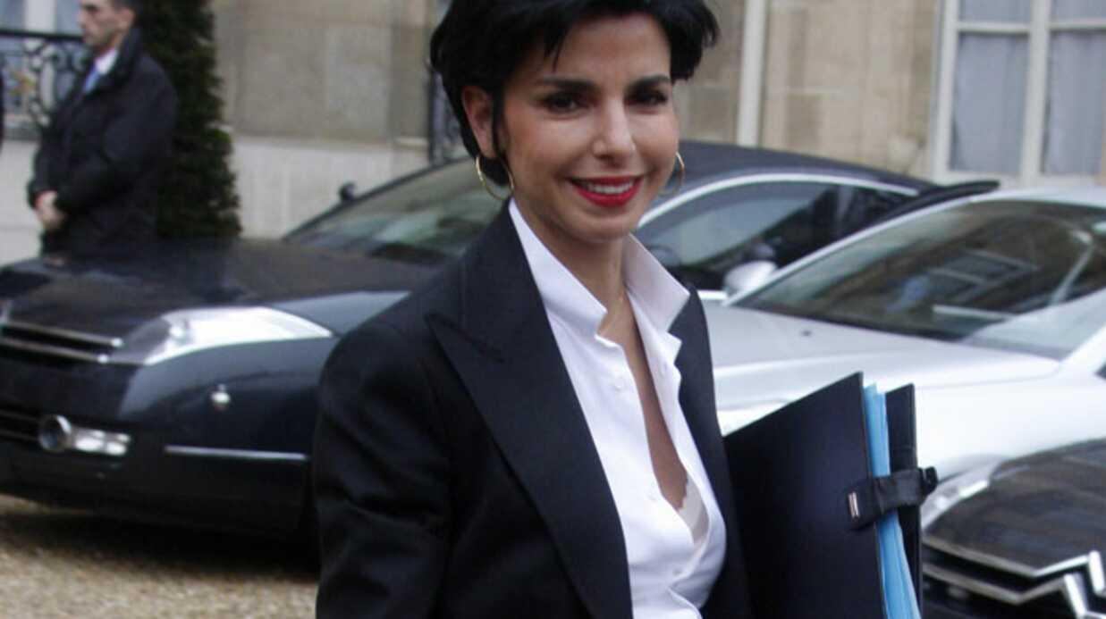 Rachida Dati invitée du JT de France 2