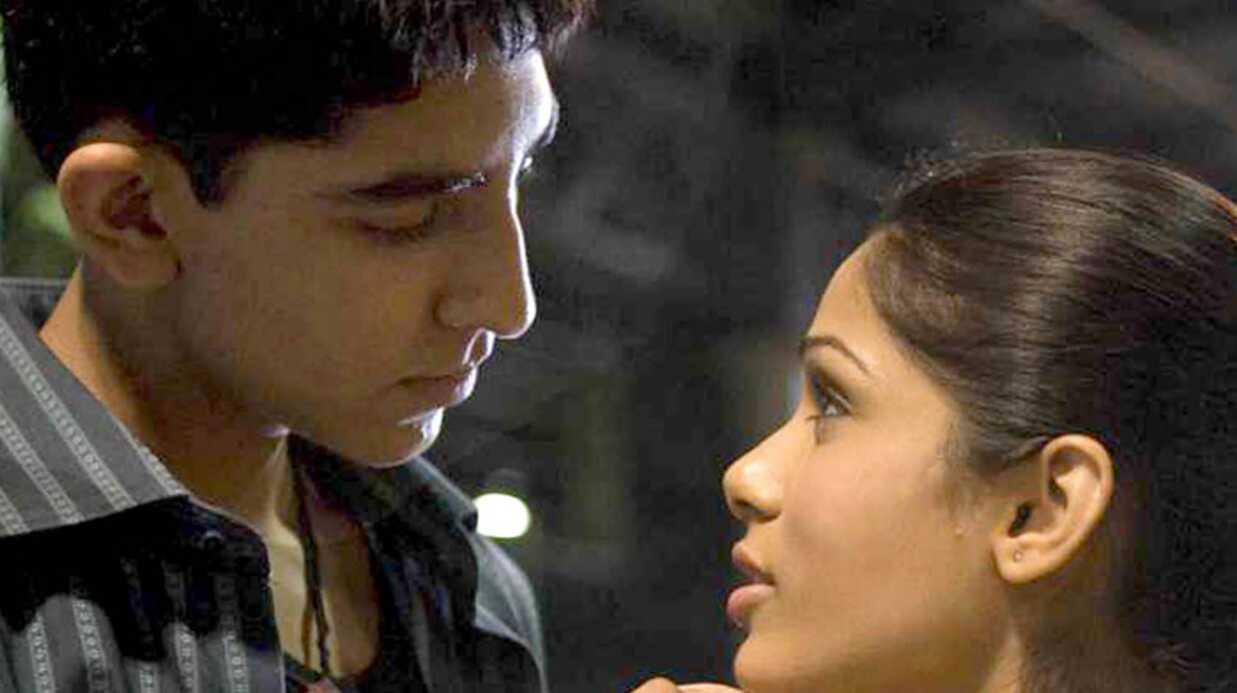 Slumdog Millionnaire: les acteurs principaux sont amoureux