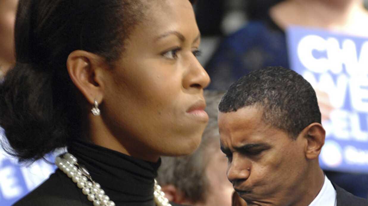 Barack Obama ne supporte plus la maman de Michelle