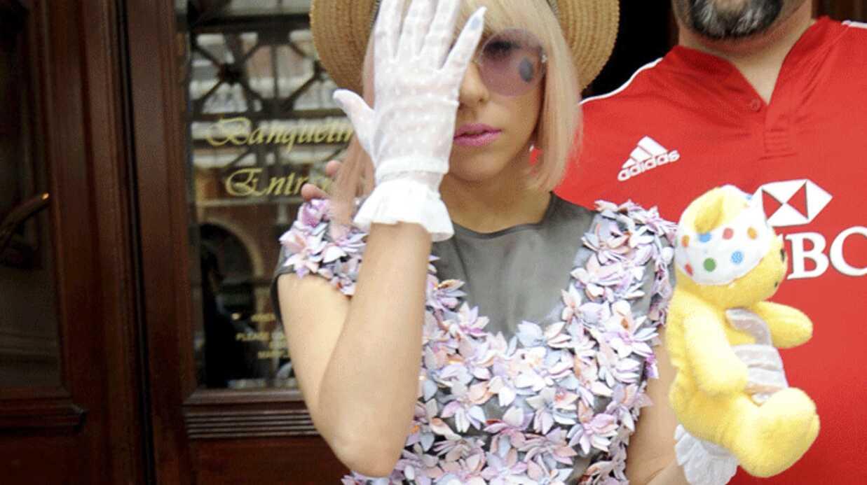 Lady Gaga: bientôt sur la paille?