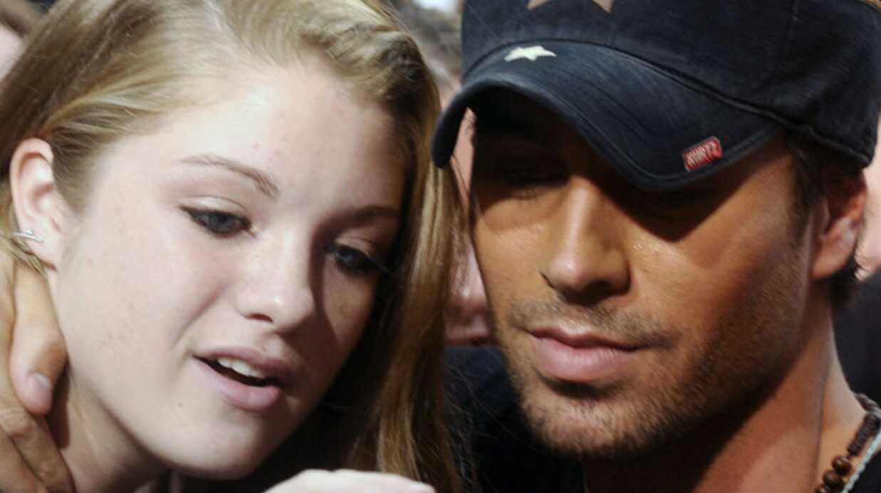 Enrique Iglesias photographie son sexe pour une fan