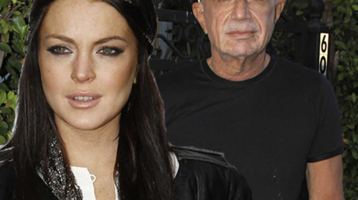 Lind­say Lohan : son avocat Robert Shapiro ne la défend plus
