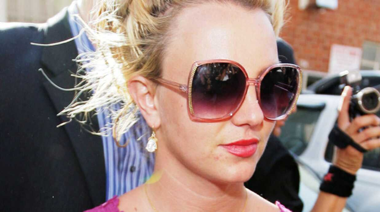 Brit­ney Spears Ça va flasher!