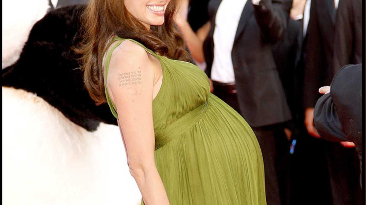 Angelina Jolie «Jé comprendrrr une peu lé français…»