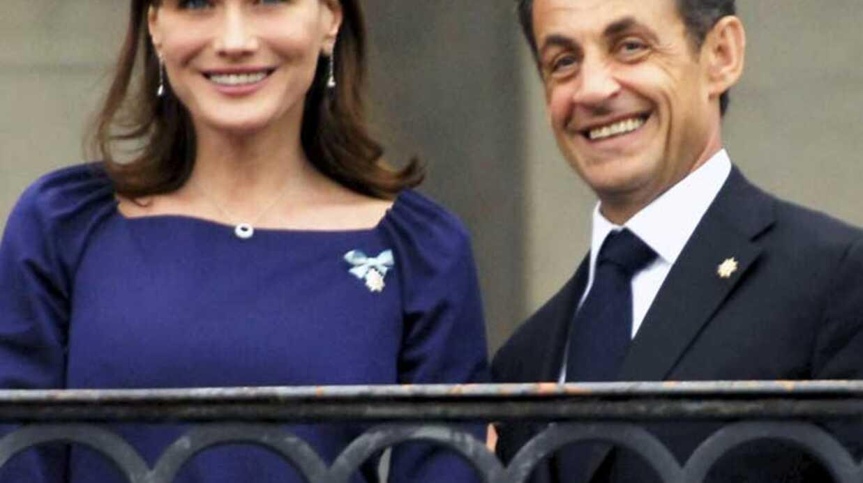 Carla Bruni et Nicolas Sarkozy dans l'intimité: un buzz international