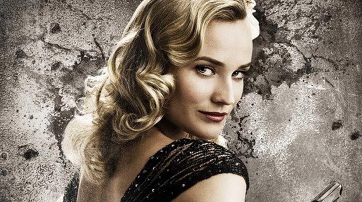 Diane Kruger, sexy dans Inglorious Basterds de Tarantino