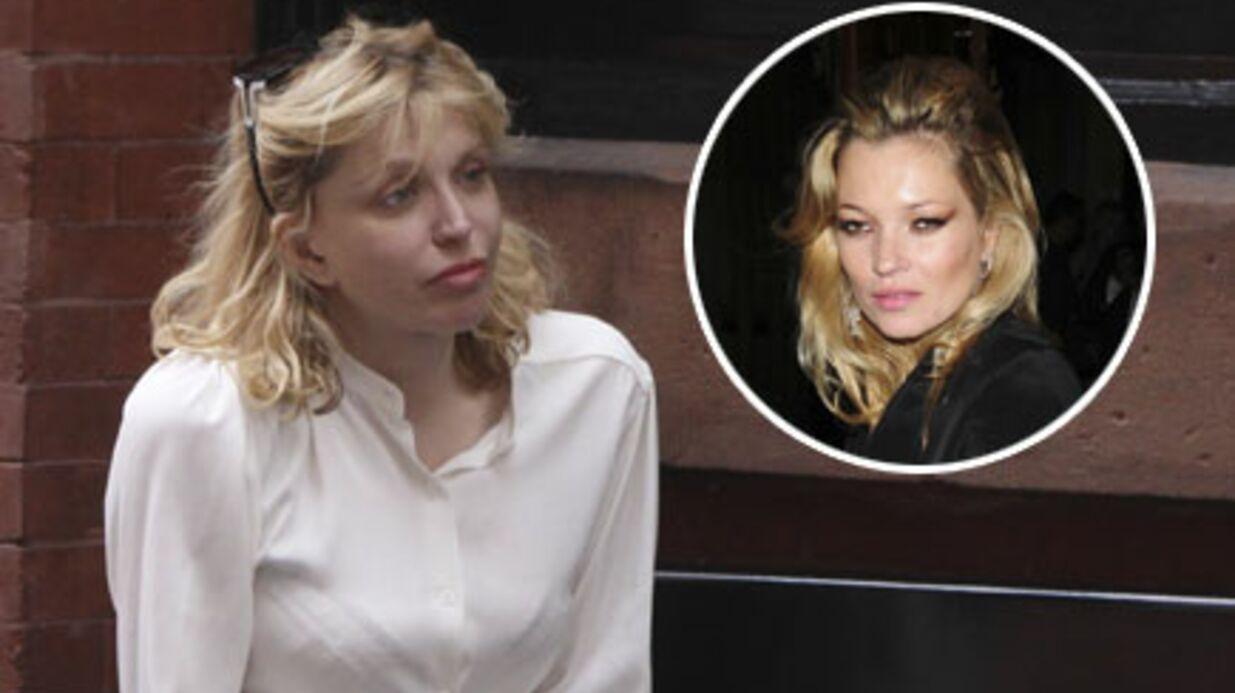 Courtney Love a couché avec Kate Moss