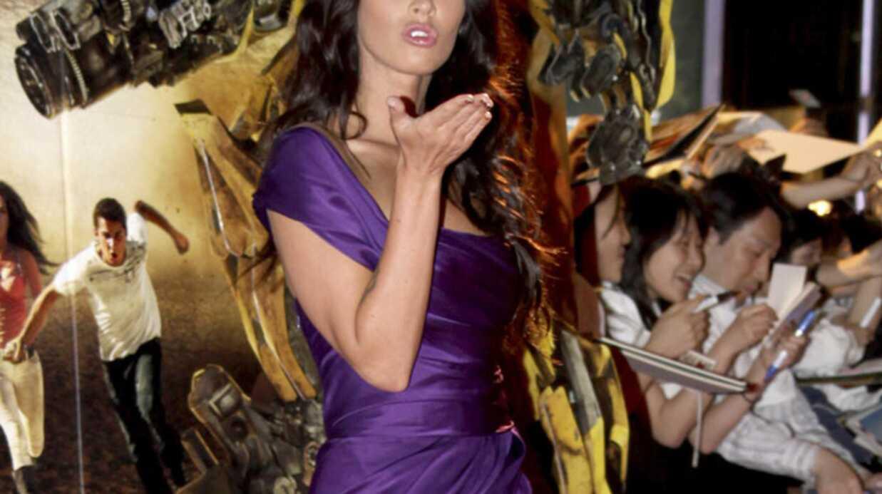 Megan Fox pas retenue pour Transformers 3