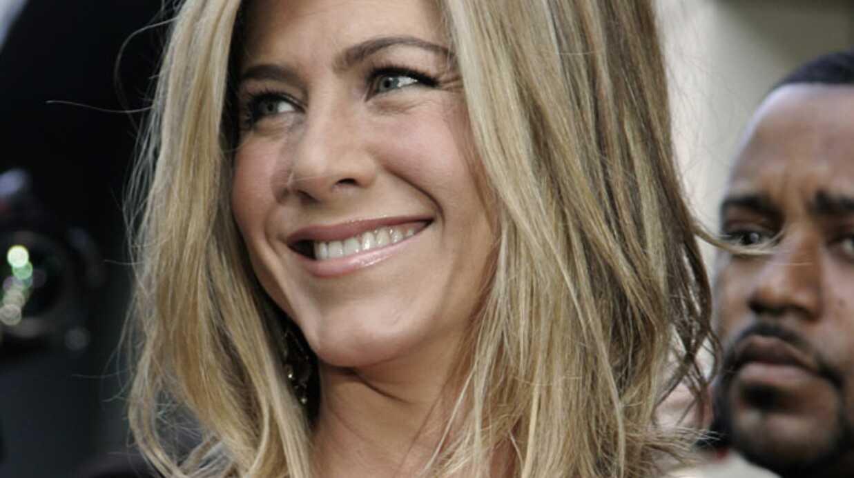 Jennifer Aniston, star la plus sexy des dix dernières années