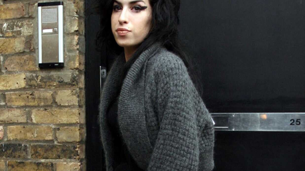 Amy Winehouse Au boulot!