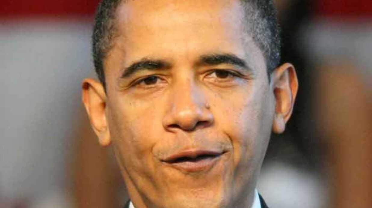 Barack Obama choque les handicapés chez Jay Leno