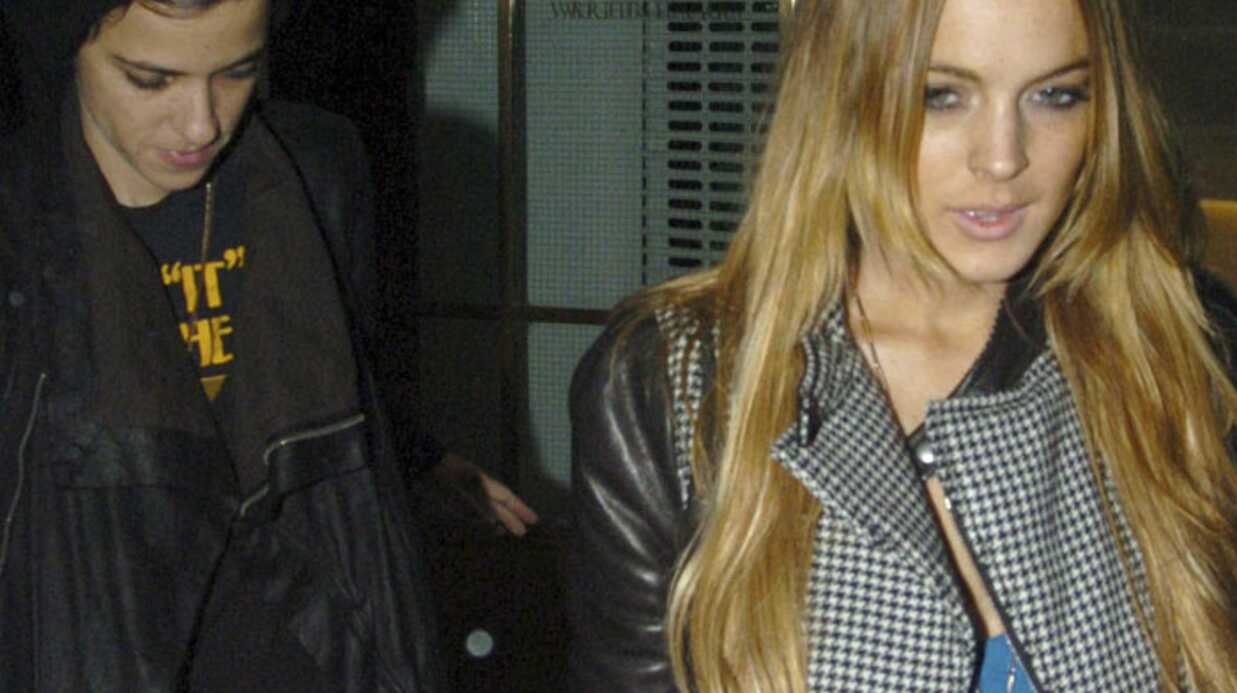 Lindsay Lohan: violente dispute avec Samantha Ronson
