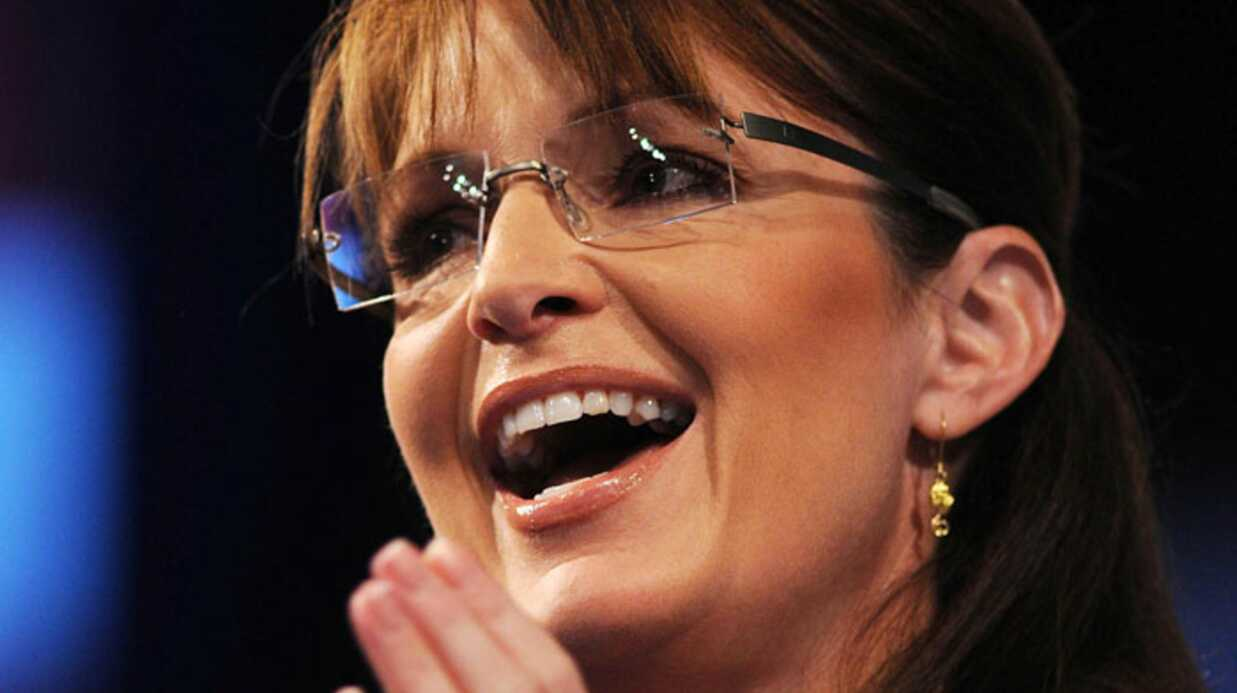 Sarah Palin dans un sketch de Saturday Night Live
