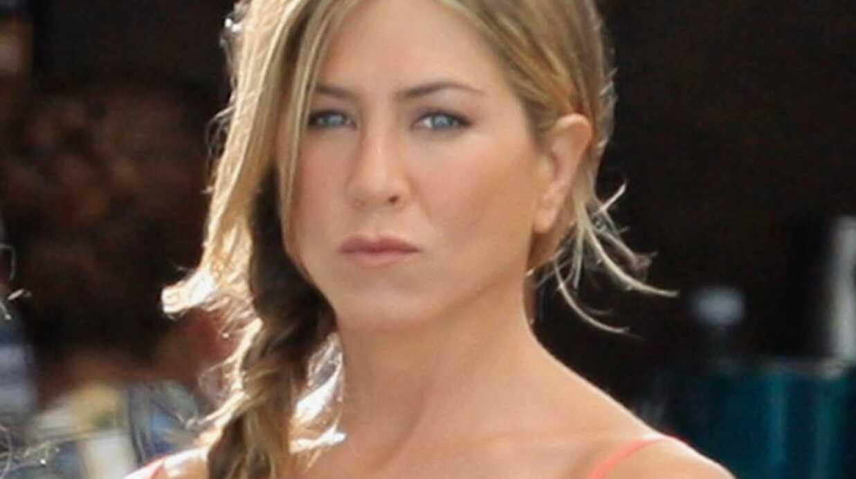 Jennifer Aniston face à la dépression (de son chien)