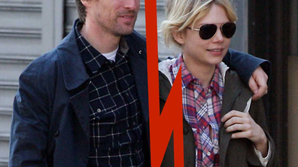 Michelle Williams s'est sépa­rée de Spike Jonze