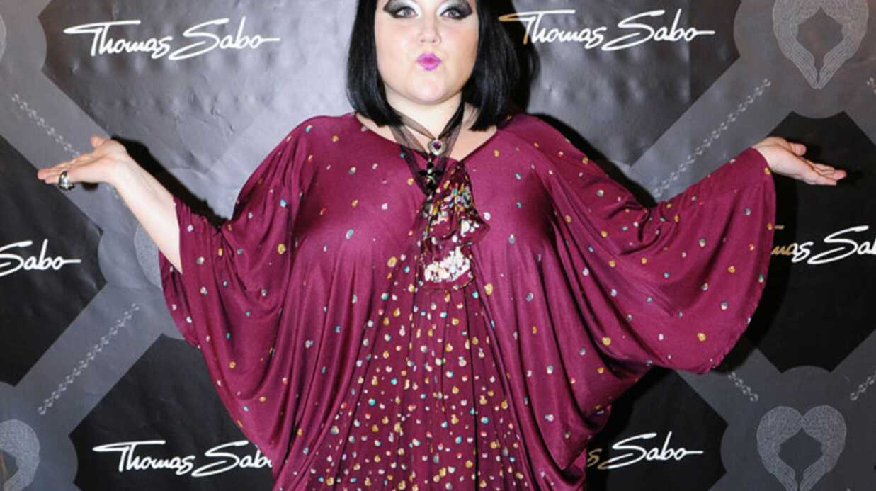 VIDEO Beth Ditto crée une ligne de vête­ments XXXL